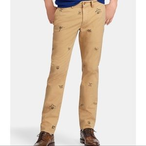 Polo Ralph Lauren All Over Print O.G. Club Chinos